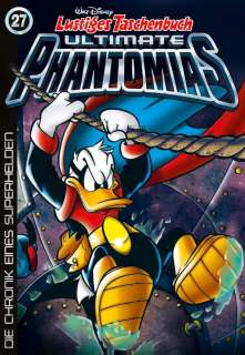 Lustiges Taschenbuch - Ultimate Phantomias (27) Cover
