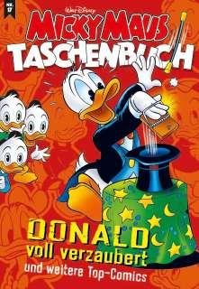 Donald voll verzaubert Cover