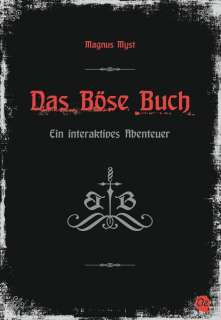 Das böse Buch Cover