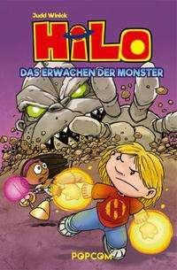 Das Erwachen der Monster Cover