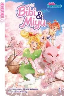 Bibi & Miyu (1) Cover