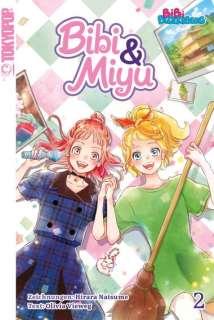 Bibi & Miyu (2) Cover