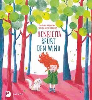 Henrietta spürt den Wind Cover