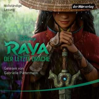 Raya und der letzte Drache Cover