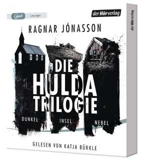 Die Hulda-Trilogie Cover