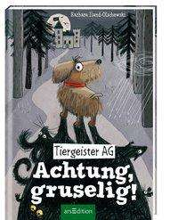 Achtung, gruselig! Cover