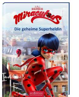 Die geheime Superheldin Cover