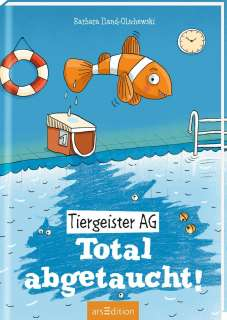 Total abgetaucht! Cover
