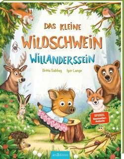 Das kleine Wildschwein Willanderssein Cover