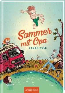 Sommer mit Opa (Spaß mit Opa 1) Cover