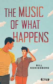 The music of what happens Cover