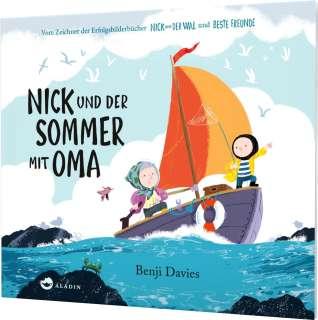 Nick und der Sommer mit Oma Cover