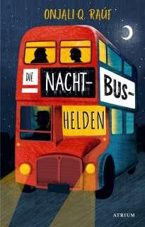 Die Nachtbushelden Cover
