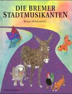 Die Bremer Stadtmusikanten Cover