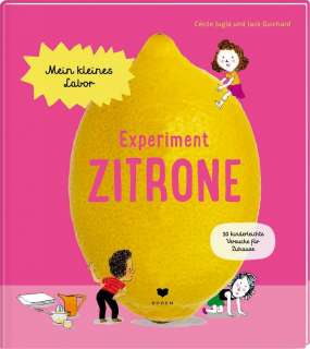 Experiment Zitrone Cover