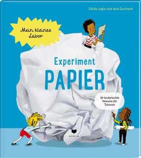Experiment Papier Cover