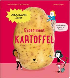 Experiment Kartoffel Cover