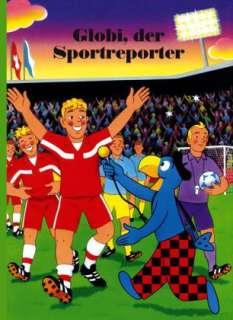 Globi der Sportreporter Cover
