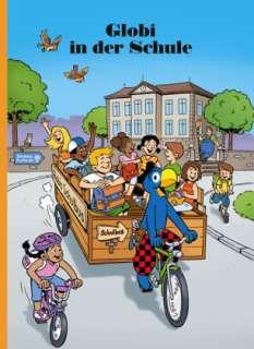 Globi in der Schule Cover