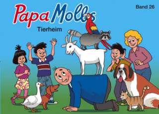 Papa Molls Tierheim Cover