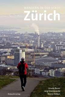 Wandern in der Stadt Zürich Cover