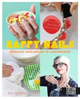 Happy Nails Cover