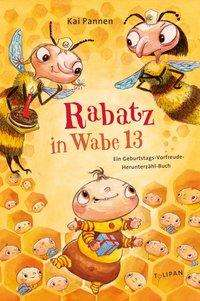 Rabatz in Wabe 13 Cover