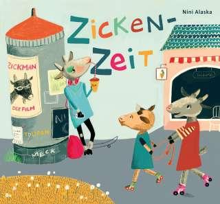 Zickenzeit Cover