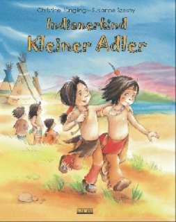 Indianerkind Kleiner Adler Cover