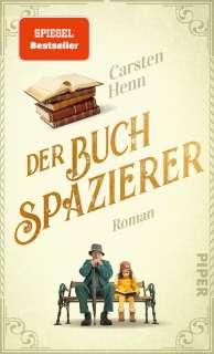 Der Buchspazierer Cover