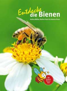 Entdecke die Bienen Cover