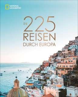 In 225 Reisen durch Europa Cover