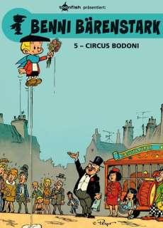 Circus Bodoni Cover