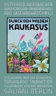 Durch den wilden Kaukasus Cover