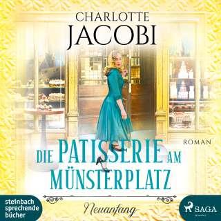 Die Patisserie am Münsterplatz 3: Neuanfang Cover