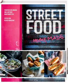 Street Food Cover