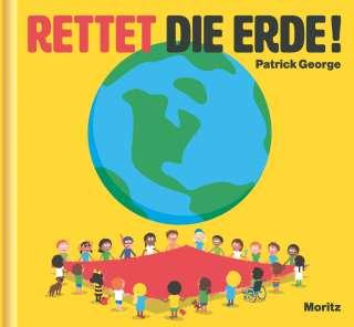Rettet die Erde! Cover