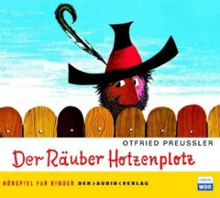 Der Räuber Hotzenplotz (CD) Cover