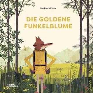 Die goldene Funkelblume Cover