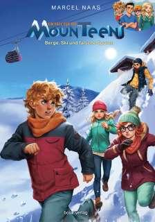Berge, Ski und falsche Spuren Cover