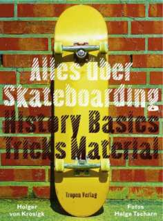 Alles über Skateboarding Cover