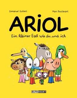 Ariol Cover