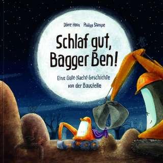 Schlaf gut, Bagger Ben! Cover