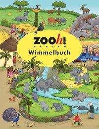Zooh! Zürich Wimmelbuch Cover