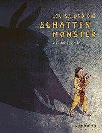 Louisa und die Schattenmonster Cover