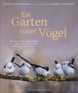 Ein Garten voller Vögel Cover
