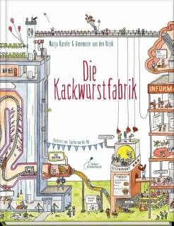 Die Kackwurstfabrik Cover