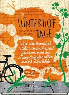 Hinterhoftage Cover
