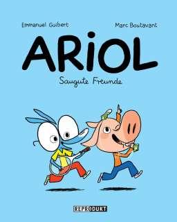 Saugute Freunde Cover