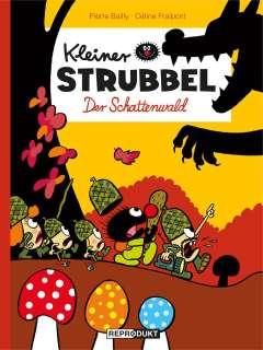 Der Schattenwald Cover